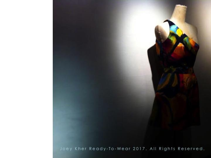 Joey Kher Batik Malaysia Ready to wear