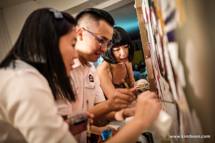 Batu Pahat Chinese Media Association Joey Kher 峇株巴辖华文媒体协会 郭柔莹