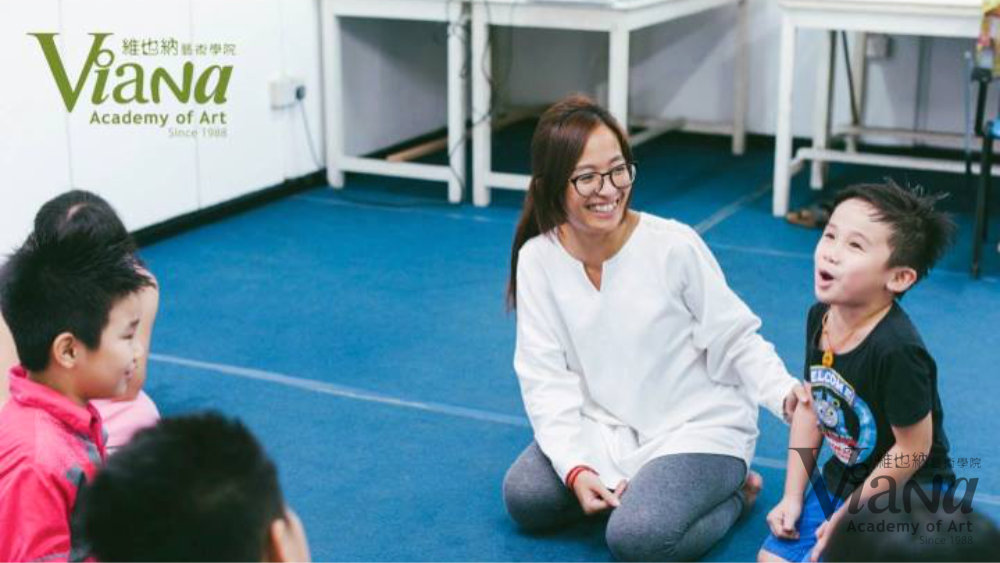 Tammy Yee Drama Tutor Trainer at Viana Academy of Art Batu Pahat Johor Malaysia 戏剧指导 峇株巴辖 维也纳艺术学院 柔佛 马来西亚
