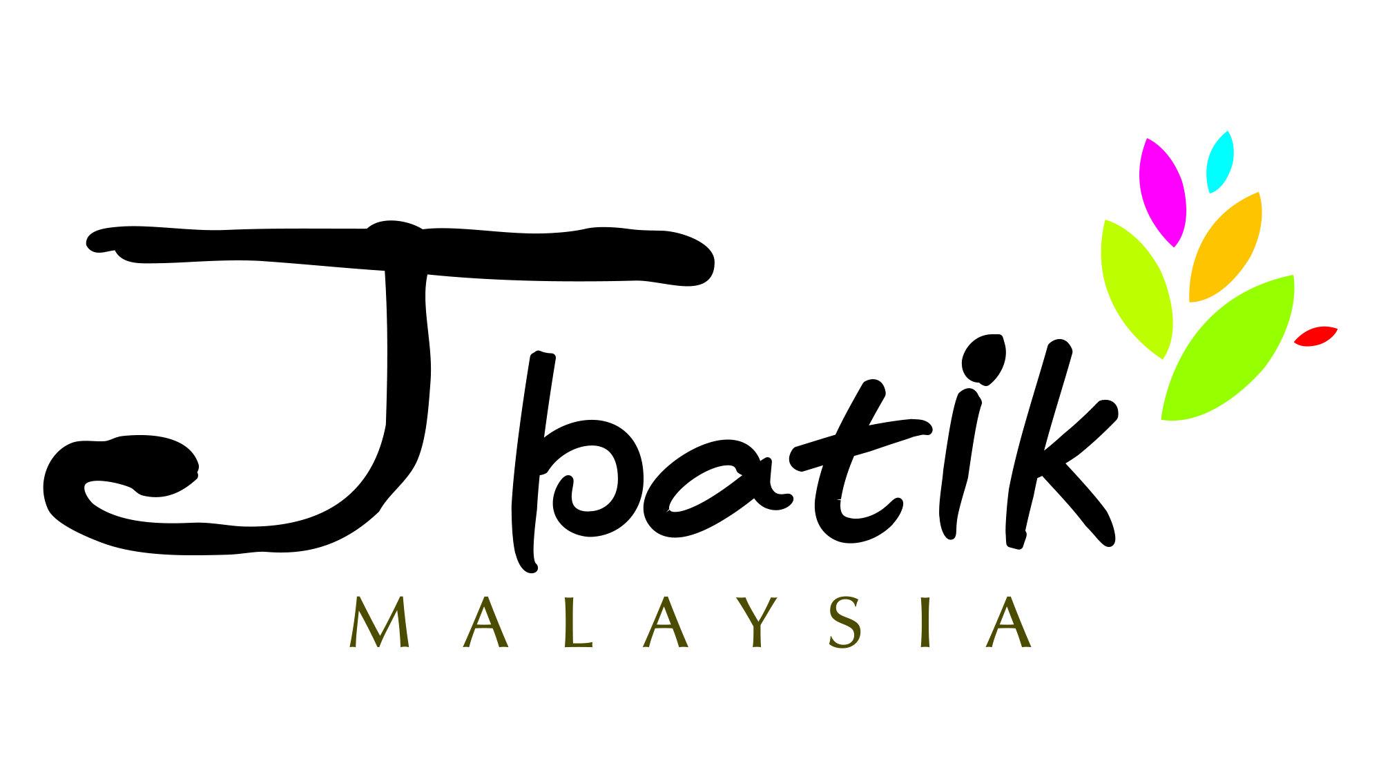 J Batik Malaysia Logo Mark Artist Joey Kher Batik Art Batu Pahat Johor Malaysia A01