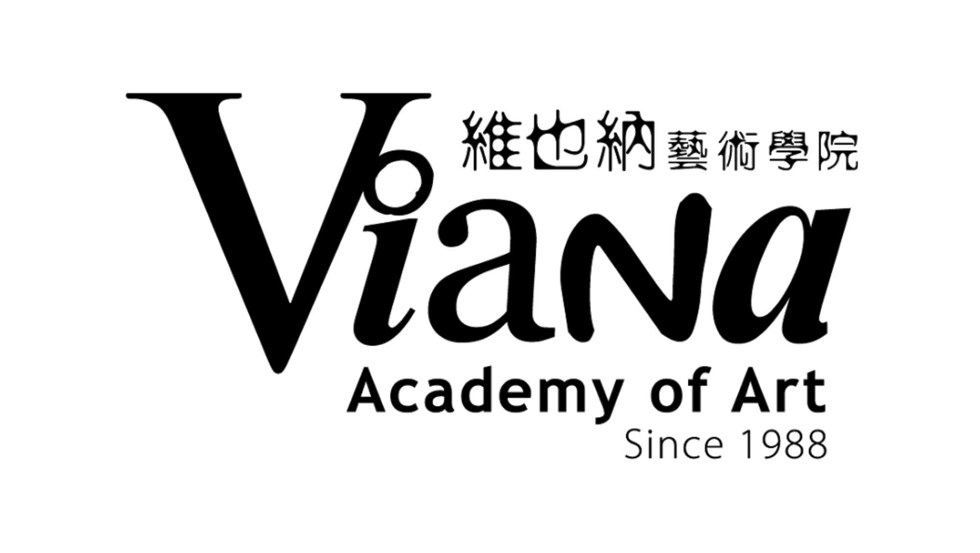 Viana Academy of Art Logo Mark Artist Joey Kher Batik Art Batu Pahat Johor Malaysia A01