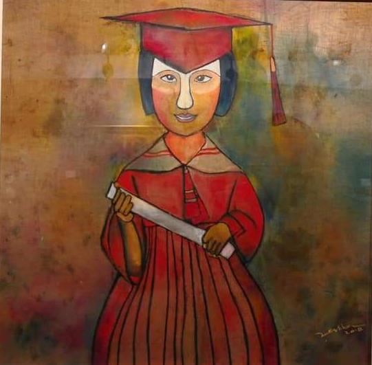 Graduation by Joey Kher
